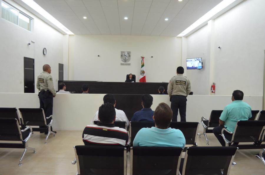 Rinden compromiso nuevos jueces de control de Yucatán