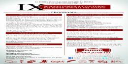 Anuncia Poder Judicial del estado realización de la IX Semana Jurídica y Cultural